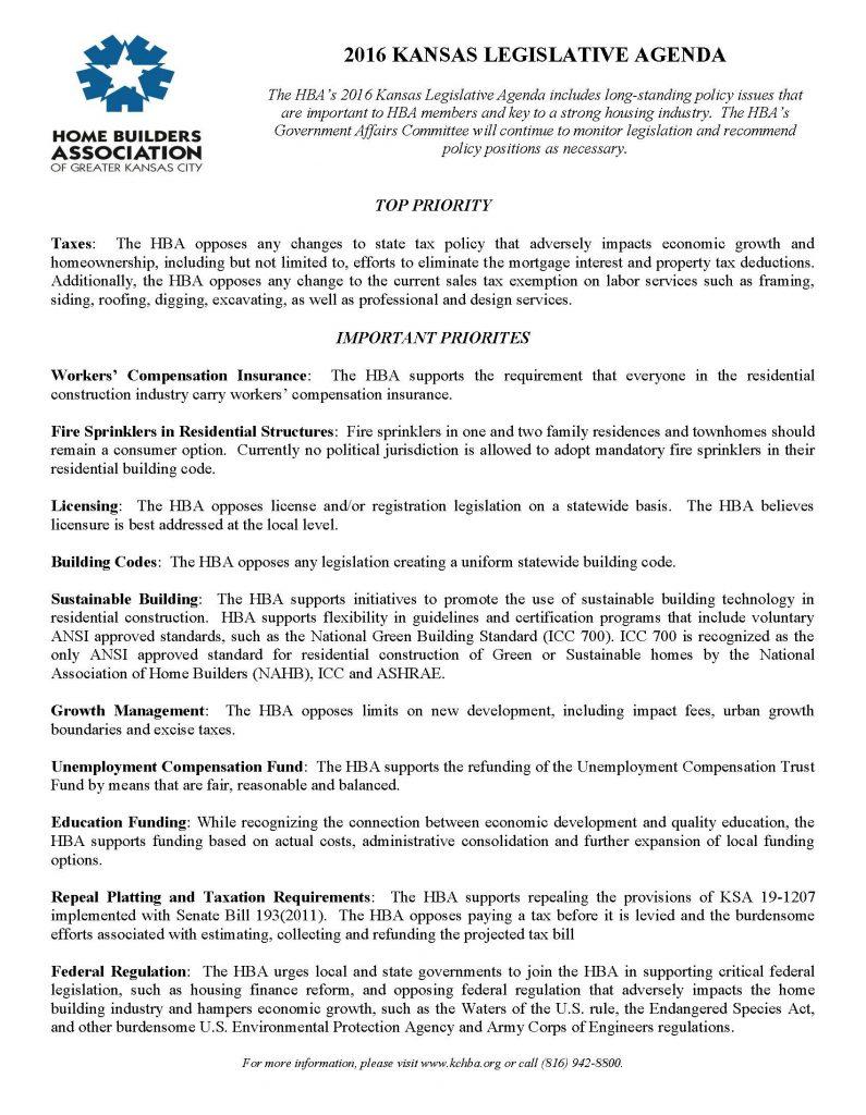 2016-KS-Legislative-Agenda-For-Jan-Board