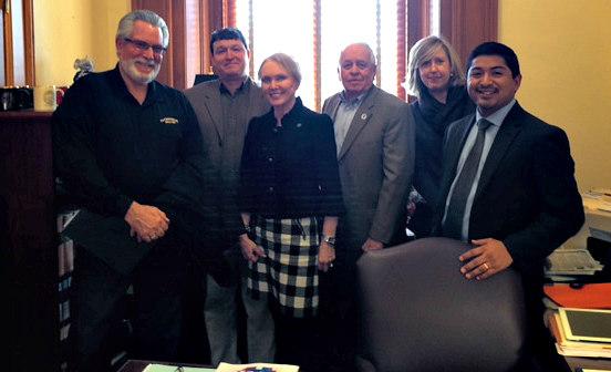 Mtg.-with-Senator-Kay-Wolf-1-27-16