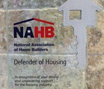 Defender of Housing Award