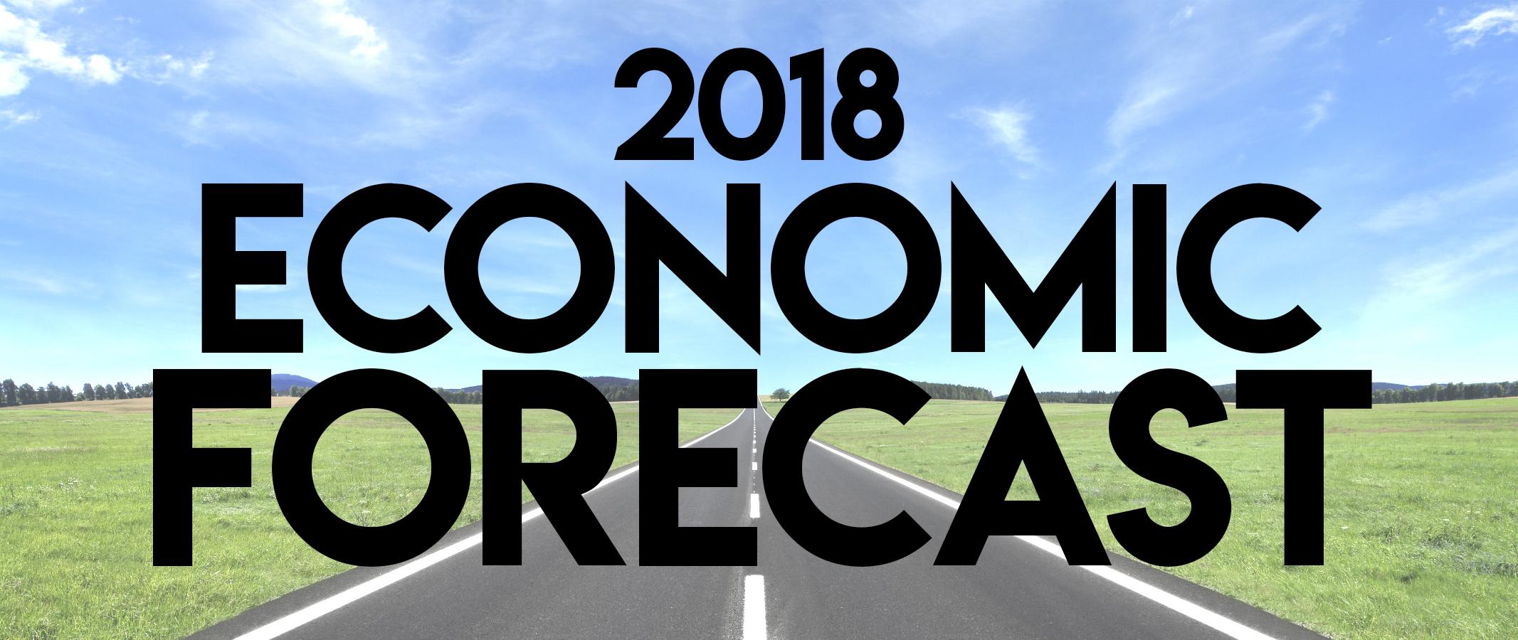 2018 economic forecast